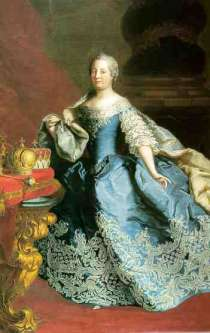 Marie de Hongrie - Etienne Piret